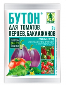 БУТОН Универсальный стимулятор плодообразования 2гр/пакет - Семена Тут