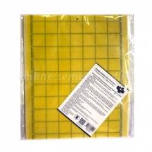 Ловушка клеевая для теплиц от вред.насек.(уп.10шт.) (0,25х0,3м)желтая - Семена Тут