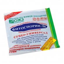 ФИТОСПОРИН-М биофунгицид от болезней растений 10гр/пакет - Семена Тут
