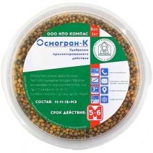 Осмогран-К (11-11-18 + 1,5 MgO+МЭ) 5-6 мес. (1кг) - Семена Тут