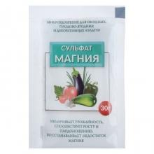 Сульфат магния микроудобрение (30гр) - Семена Тут