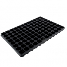 Кассета для рассады 600 х 400 х 46 мм 96 ячеек(круглые), полистирол - Семена Тут