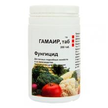 ГАМАИР от комплекса бактериальных болезней 200таб/банка - Семена Тут