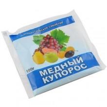 Медный купорос (100 гр) - Семена Тут